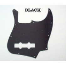 Mica Pickguard Para Bajo Fender Jazz Bass 4 Colores