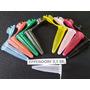 Microtubo Eppendorf Capsula 0,5 Color /