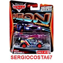 Disney Cars 2 Max Schnell Neon Metallic Target Frete Baixo