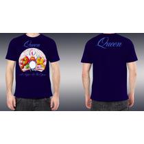 Polera Importada Rock Pink Floyd Rush Queen Led Zeppelin