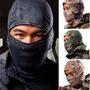 Balaclava Tática Camuflada Militar Touca Ninja - Airsoft