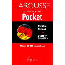 Diccionario Pocket Español - Aleman / Deutch - Spanisch / La