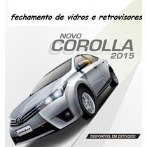 Modulo De Conforto Plug And Play Novo Corolla Gli 2015 Tury