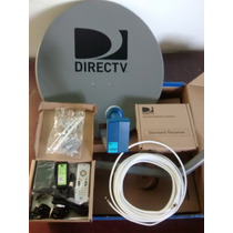 Kit Pre Pago Direc Tv Completo 2 Dec 2 Controles 1 Ant