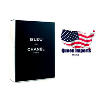 Perfume Bleu De Chanel 100ml Original Fragrância