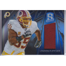 2013 Panini Spectra Jersey London Fletcher Lb Redskins /99