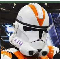 Capacete Clonetrooper Star Wars - Cosplay Customizado