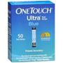 One Touch Ultra 50 Tiras Reactivas Para Diabéticos