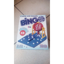 Bingo Manual Sonata (brinquedo Antigo)