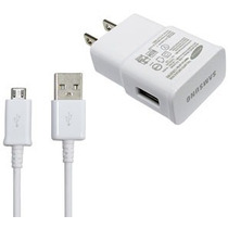 Cargador Y Cable De Datos Samsung Galaxy Original S3 S4 Note