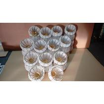 Vaso Com Pedrarias - Centro De Mesa -10 Pç