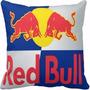 Almofada Red Bull Promoção Pronta Entrega