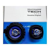 Kit Auto Falante Gol G5 G6 Original Montadora Volkswagen Tec