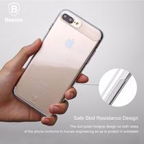 Funda Iphone 7 Plus Sky Case Baseus Transparente Envió Grati