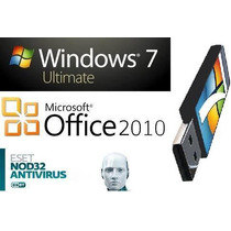 Pendrive 8 Gb Windows 7 Office Antivirus Driver