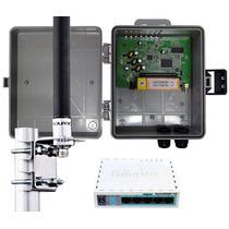 Kit Provedor Profissional 1000mw + Antena 12dbi + Rb941
