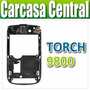 Carcasa Central Blackberry Torch 9800 Flash Altavoz Antena