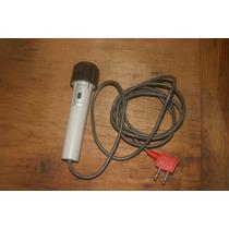 Microfono Sony F-25 S Japan Decada Del 70