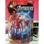 Superheroe 15cm Articulado Spiderman Capitan America Hulk +
