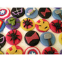 Souvenirs Los Vengadores Iron Man Hulk Thor Porcelana Fría