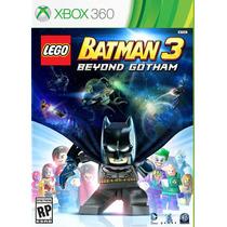 Lego Batman 3 Beyond Gotham Xbox 360 Warner