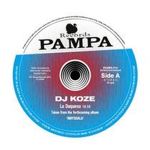 Dj Koze La Duquesa Vinilo Maxi-remix Imp.nuevo Orig.en Stock