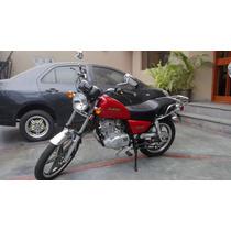 Suzuki Gn 125 Nueva