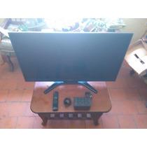 Tv Led Electrosonic 42 + Base De Pared