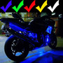 Super Kit Neon Led P/motos Universal. Mais Potente. 24 Itens