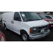 Chevrolet Cargo Van Express 1500 2002 6 Cil.