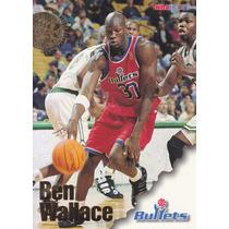 1996-97 Hoops Rookie Ben Wallace Bullets