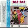 Caset Ole Ole, Bailando..., Primera Ed. Nacional, Impecable