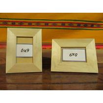 Portaretratos (6x9) De Madera