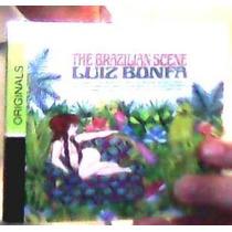 **cd- Luiz Bonfá -the Brazilian Scene**