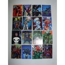 Coleccionables Pepsi Cards Marvel 1995 Mb Estado