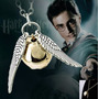 Collar Snitch Quidditch Gira Tiempo Hermione Harry Potter