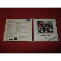 Frankie Goes To Hollywood - Welcome... Cd Usa Ed 1990 Mdisk