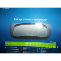 Router Wireless Linksys Cisco Wrt120n Como Nuevo
