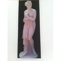 Escultura -figura De Alabastro Venus Capitolina Gte. Fac-86