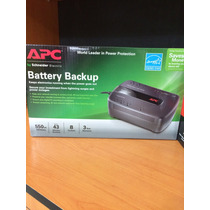 Ups Regulador De Voltaje Apc Be 550g-im 550va 8 Tomas Back
