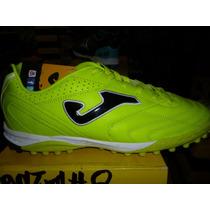 Zapato Joma Neon Rapido!!!!!!!!increibles!!!! Ama/neon