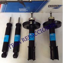 Kit De Amortiguadores Hidraulicos Boge Para Chevrolet Chevy
