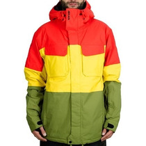 Campera De Snowboard Armada Modelo Camp Insulated