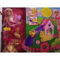 Barbie Parque De Perritos Se Mueven Cuando Aplaudes