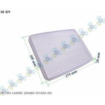 Filtro De Cabine Ar Condicionado Grand Vitara - Schuck
