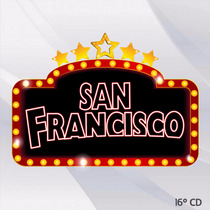 Cd Musical San Francisco Vol. 16