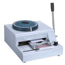 Maquina Embosadora De Letras Y Numeros En Relieve Tarjetas