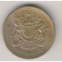 23 - One Pound 1983 R$ 10,00