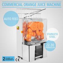 Exprimidor De Naranjas Automatico Extractor Industrial Jugo