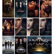 Poster De Cine Crepusculo Luna Nueva Eclipse Amanecer Edward